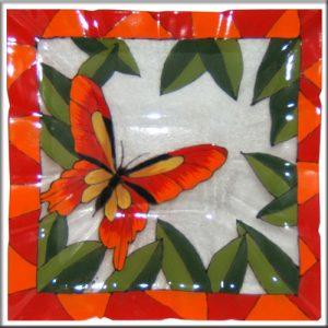 red-orange-butterfly