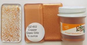 gz-602 Copper Glitz