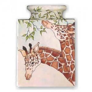 Giraffe Vase (Hardcopy)