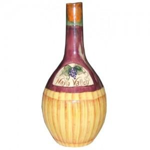 Wine Bottle Vase (2007 Retreat)(Hardcopy)