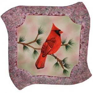Winter Cardinal (2007 Retreat Holiday)(Hardcopy)