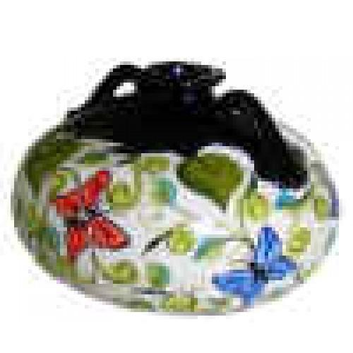 Spring Swirl Carved Vase (2010 Retreat Advanced)(Hardcopy)