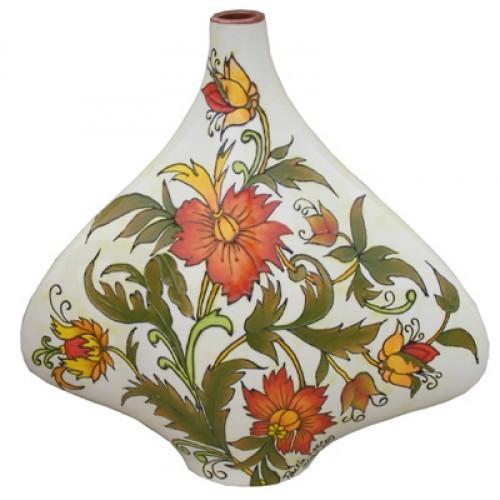 Festive Fall Piping Vase (2010 Retreat Holiday)(Hardcopy)