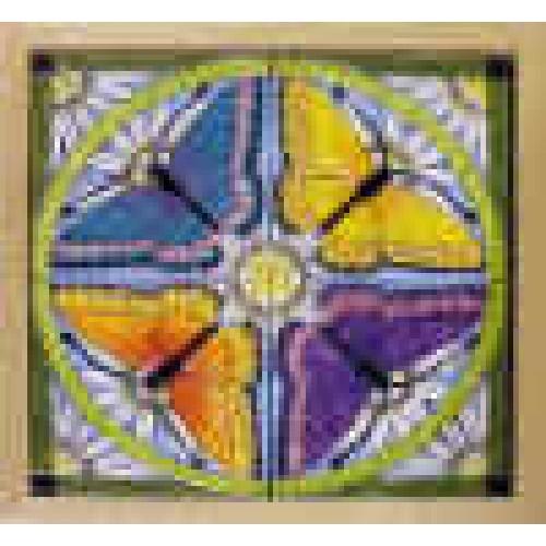 Butterfly Tiles (Hardcopy)