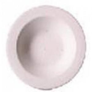 """CS158-F  7 3/4"""" Rimmed Bowl"""