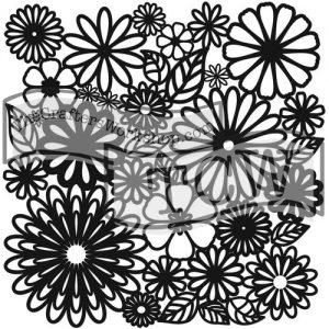 TCW157 Flower Frenzy