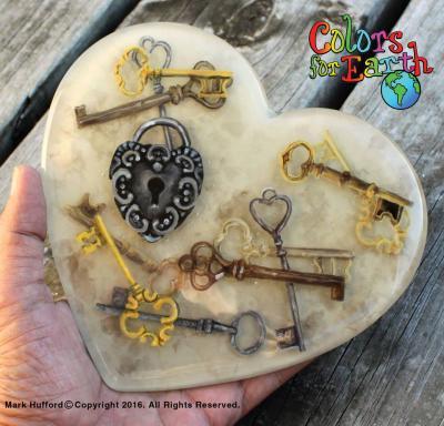 Mark keys