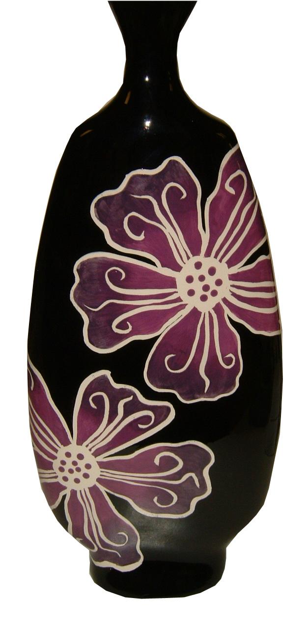 Floral Vases - By Karen Willes