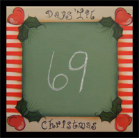 Days til' Christmas