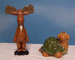 Moose and Turtle