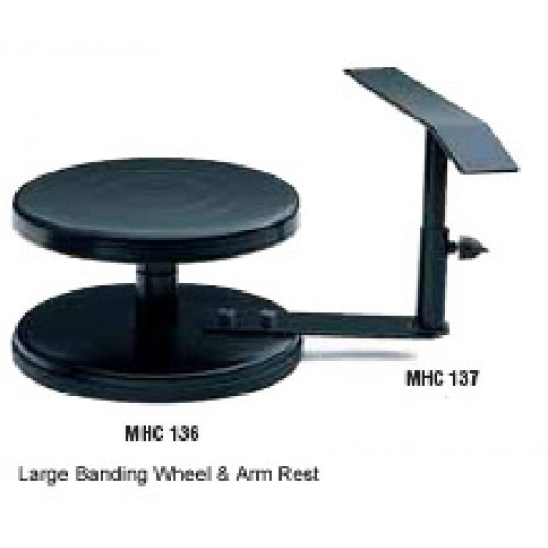 HC Rotating Plate Arm-Rest for MHC136