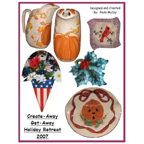 2007 Holiday Retreat Class in a Bag(5Pkg)