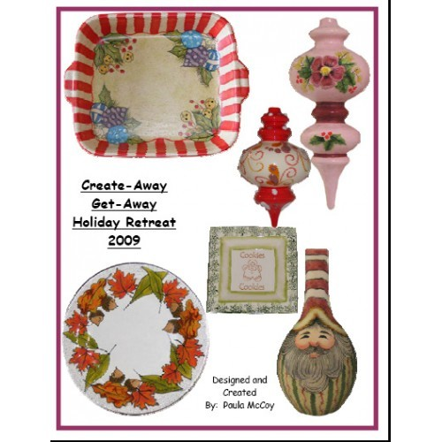 2009Holiday Retreat Class in a Bag(5Pkg)