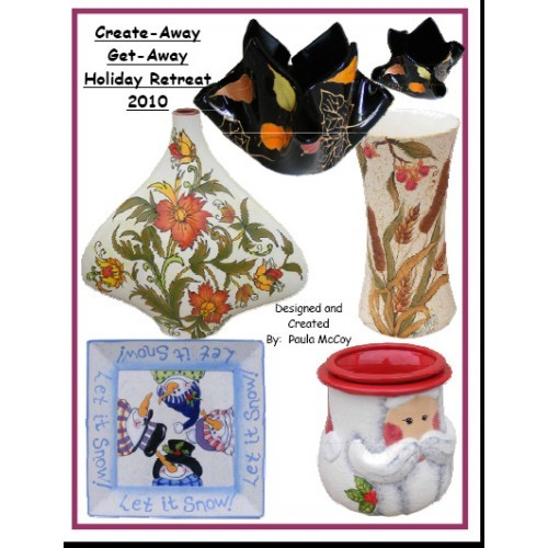 2010 Holiday Retreat Class in a Bag(5Pkg)