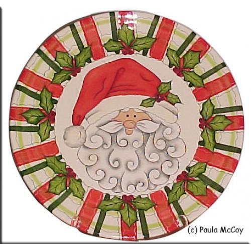 Holly Jolly Santa (Hardcopy)