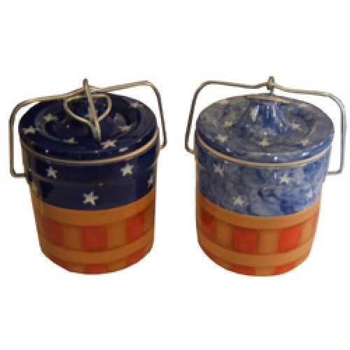 Patriotic Pails (2006 Retreat)(Hardcopy)