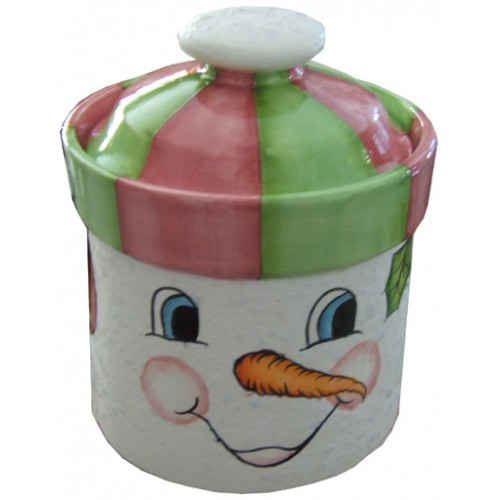 Snowman Canister (2006 Retreat Holiday)(Hardcopy)