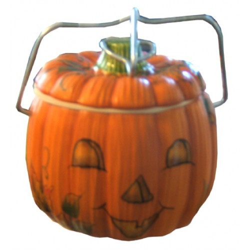 Pumpkin Snap Jar (2006 Retreat Holiday)(Hardcopy)