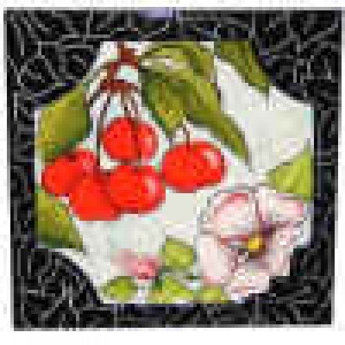 Cherry Delight Tile (2008 Retreat Advanced)(Hardcopy)