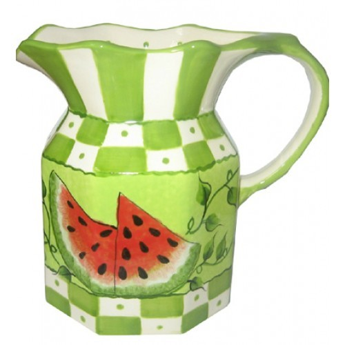 Watermelon Pitcher (2010 Retreat)(Hardcopy)