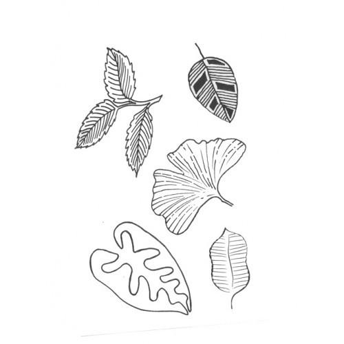 SSDLE-1 Leaf Designer Silk Screen