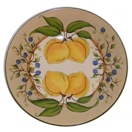 Peach & Berry Dish
